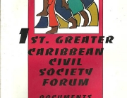 1st Greater Caribbean Society Forum 1