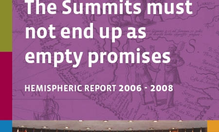 The Summits must not end up as empty promises 1