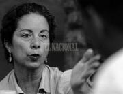 ARCHIVO Francine Jacome considera que el gobierno está cuidando las formas