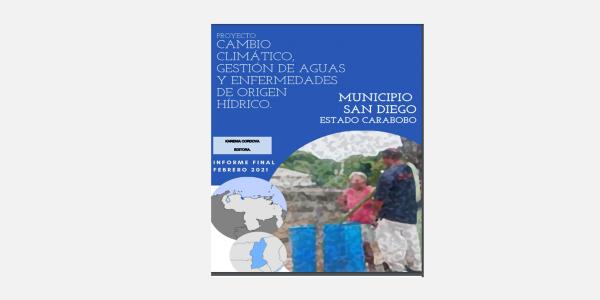 Informe Acción climática, agua y salud: Municipio San Diego