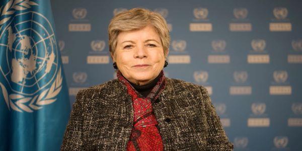 CEPAL: Alicia Bárcena reafirma gravedad de la crisis climática en la región